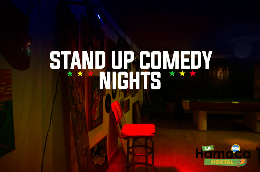 Stand Up Comedy - La Hamaca Hostel