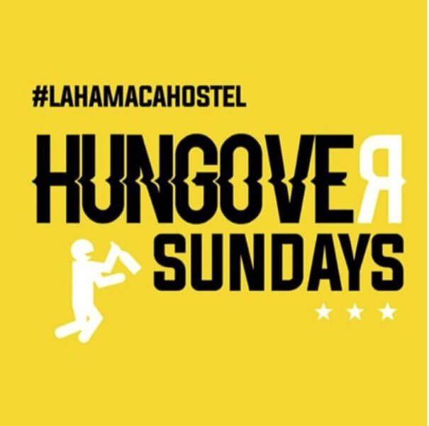 Hungover Sundays - La Hamaca Hostel